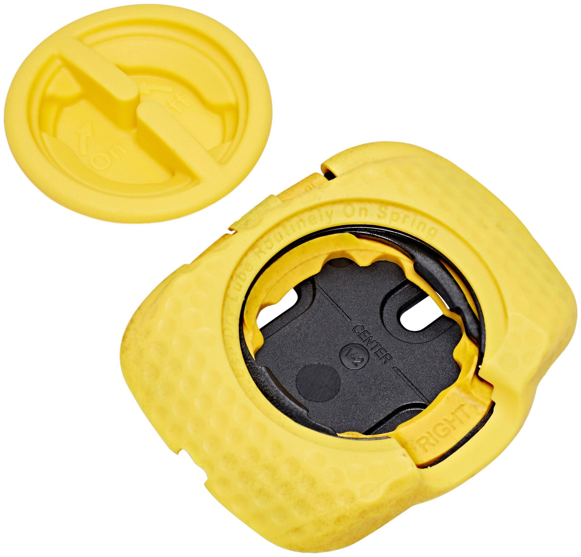 Speedplay Zero Pedal Set titanium black Gode tilbud hos  Gode tilbud hos